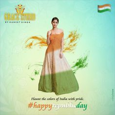 Nothing is more beautiful than the colors of Indian culture and traditions Happy Republic Day!  #happyrepublicday #republicdaywishes #indiancolors #republicday #indianattire #ethnicwear #instafashion #vintage #fashionblogger #instastyle #lookbook #fashionable #tdt #dressoftheday