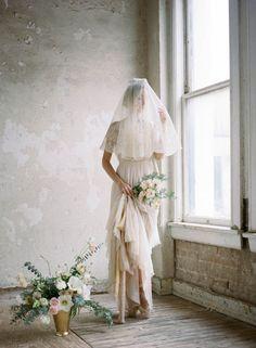 Ethereal Ballerina Bride | Archetype Studio