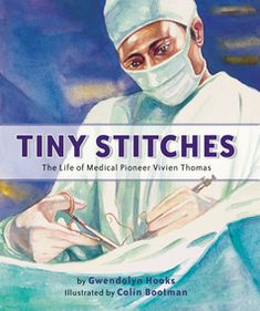 Biography about Vivien Thomas, who developed the first successful open heart surgery on a child #STEM