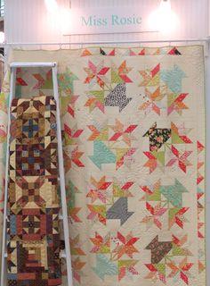Miss Rosie farmhouse quilt