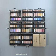 mac 12 color magic eyeshadow 5g