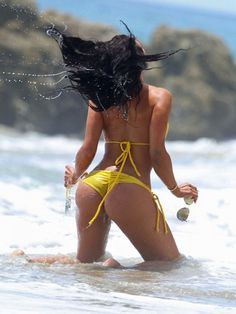 Leidy Mazo Bikini Photos: 138 Water Shoot Malibu