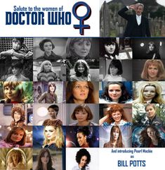 Salute to the women of Doctor Who by DoctorWhoOne.deviantart.com on @DeviantArt