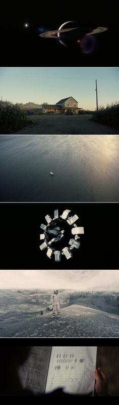 I'm not afraid of death. I'm afraid of time. #interstellar
