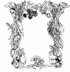 Wiccan Pagan Coloring Pages On Pinterest Urban Threads