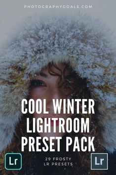Lightroom Preset pack that will add a beautiful cool look to your images. These presets work perfectly for any outdoor photo and can transform it to a winter wonderland scene in a single click. Also includes 15 workflow presets to fine-tune your image in a matter of seconds with the most common adjustments. #photogoals #lightroompresets Landscape Photography, Travel Photography, Lightroom Presets For Portraits, Outdoor Photos, Your Image, Winter Wonderland, How To Look Better, Scene, Cool Stuff