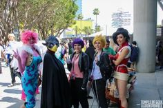 Even more cosplay photos from Anime Expo Anime Expo, All The Way Down, So Much Love, Boku No Hero Academia, Doctor Who, Star Trek, North America, Pop Culture, Cool Photos