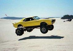 Camaro dune runner