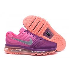 brand new fbc62 a6567 Nike Air Max 2017 Schuhe - Billige Damen Nike Air Max 2017 Bright Graupe  Rosa Outlet