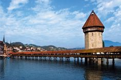 Lucerne Switzerland - had excellent fondue here with ostrich Beautiful watches