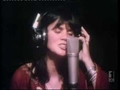 Linda Ronstadt - The Tracks Of MyTears (1975) -- my favorite female singer of all time... the beautiful, the sexy, the incredible voice of Lovely Linda Ronstadt