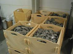 CNC router boxes