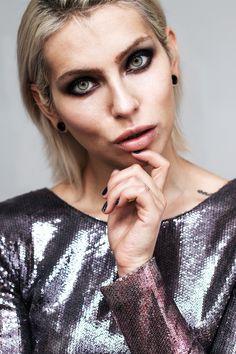 Silvester Make-up | Fashion Blog from Germany / Modeblog aus Berlin