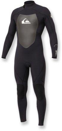 Quiksilver Syncro 4/3mm Back Zip Wetsuit - Men's