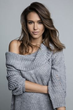 Shop Jessica Albas chic picks for the holidays.