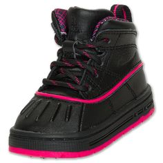 #ToddlerTuesdays Nike Woodside Toddler Boot at Finish Line. Shop here: http://finl.co/OaHket $44.99