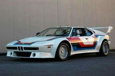BMW e26 M1 procar #bmwvintagecars