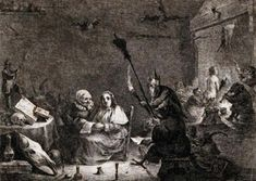 The inquisition faced a conundrum: the benandanti took part in spirit walks, but they claimed the night activities were ordained by God. Celtic Festival, The Inquisition, The Rite, Community Events, Samhain, Macabre, Middle Ages, Night Skies, Witchcraft