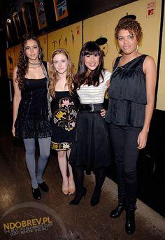 Nina Dobrev | MTV's TRL | October 14, 2008