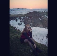 #winter#season#awesome#view#sunset#cold#outside#tumblr#photo