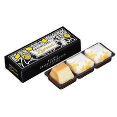 資生堂パーラー 夏のチーズケーキ(レモン)