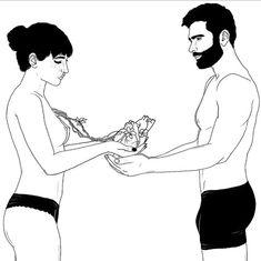 Ti ho donato il mio cuore ❤