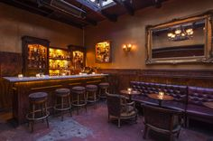 LA Must-Hits For Drinks | From The Daily Pint and The Edison, to Jumbo's Clown Room and Sassafras.