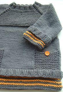 Peekaboo PDF knitting pattern by frogginette on Etsy Baby Sweater Knitting Pattern, Knitted Baby Cardigan, Knit Baby Sweaters, Baby Knitting Patterns, Baby Patterns, Boys Sweaters, Pull Bebe, Toddler Sweater, Baby Coat