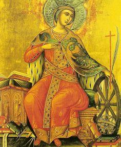 Alexandria, Painting, Icons, Art, Art Background, Painting Art, Symbols, Kunst, Paintings