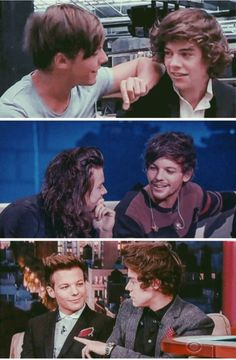 some things never change Larry Stylinson, One Direction Fotos, One Direction Pictures, Great Love Stories, Love Story, Louis Tomlinson, Ed Sheeran, Louis Y Harry, Harry And Louis Kissing