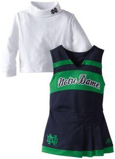 Notre Dame Fighting Irish Cheer Dress