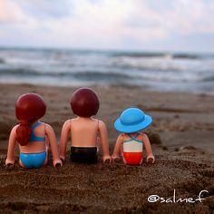 #crisalmar en la playa