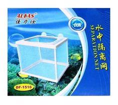 criadeira berçário p/ peixes (alevinos) de aquario ou tanque