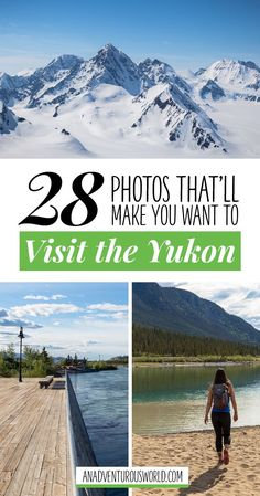 The Yukon might just be the most beautiful place in all of Canada. Here are 28 photos that'll make you want to visit Whitehorse & the Yukon. Places To Travel, Travel Destinations, Places To Visit, Quebec, Montreal, Vancouver, Columbia, Toronto, Yukon Canada
