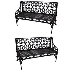 New Black Patio Furniture Wrought Iron Garden Benches Ideas Wrought Iron Garden Furniture, Gothic Furniture, Outdoor Furniture, Cottage Garden Design, Witch's Garden, Dream Garden, Garden Ideas, Garden Seating, Garden Benches