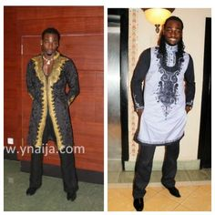Pictures Of Nigerian Male Celebrities In Native Outfits - Fashion - Nigeria