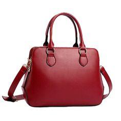 Details about Womens Ladies Designer Leather Satchel Large Handbag ...