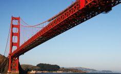 San Francisco: Golden Gate Bridge
