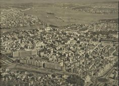 İstanbul (1950s) ( Hilmi Şahenk) #istanlook