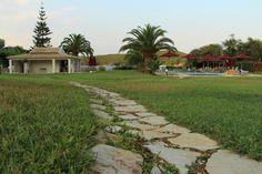 Bella Mare hotel in Corfu island