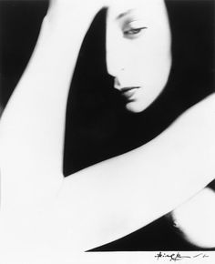 Nude with elbow, by Bill Brandt 1952