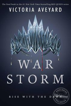 War Storm Heres Your Exclusive Excerpt Of The Final Book In The Red Queen Series