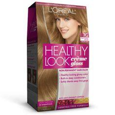 Healthy Look - Ammonia-Free Gray Coverage Hair Color - L'Oreal Paris