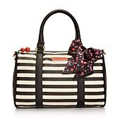 Want this bag! Love the Cherry charm on the zipper. Betsey Johnson Macy's Exclusive Satchel
