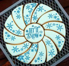 Filled Cookies, Fancy Cookies, Cute Cookies, Cupcake Cookies, Decorated Cookies, Cranberry Cookies, Christmas Sugar Cookies, Holiday Cookies, Cookie Factory