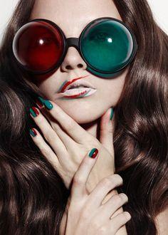 roshar:    3D  Photo Jamie Nelson  Makeup Roshar