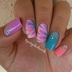 Beautiful watermarble ===== Check out my Etsy store for some nail art supplies https://www.etsy.com/shop/LaPalomaBoutique