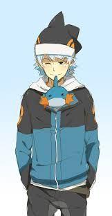 Pokemon OC male character | Pokemon Trainer OC | Pinterest ...
