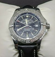 Breitling Colt A17380 · $851.97 Breitling Colt, Watches, Ebay, Accessories, Shopping, Wristwatches, Clocks, Jewelry Accessories