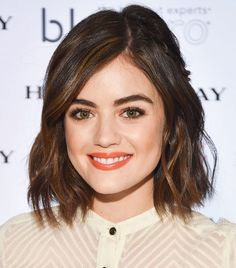 """Avoid any """"stacking"""" in the back and keep this style fresh by going blunt. The 2016 reiteration of the bob is bangs-optional, but if you opt for them, go for a subtle fringe. Trying to create a..."""